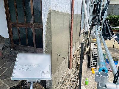 外壁修繕工事