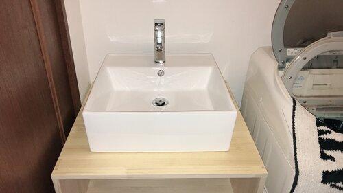 手洗い場増設
